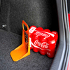 Multifunctional novelty car boot gadget fixed plate